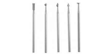 Mini herramientas DIY - FRESAS DE ACERO PROXXON 28710