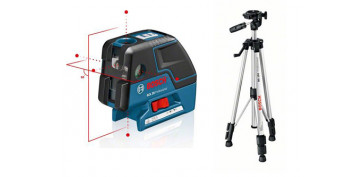 SET NIVEL LASER GCL 25  + TRIPODE BS 150 0.601.066.B01