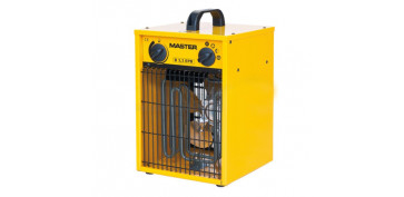 Calefacción electrica - CALENTADOR ELECTRICO POR AIRE MASTER B-3.3