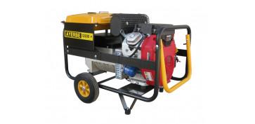 Generadores gasolina - GENERADOR AYERBE 12500 H MN A/E 5418050
