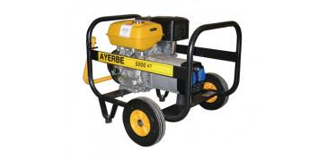 Generadores gasolina - GENERADOR AYERBE 5000 KT-MN MONOFASICO 5430020
