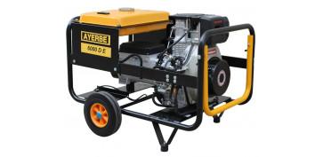 GENERADOR AYERBE 6000 A/ ELECTRICO 5418570
