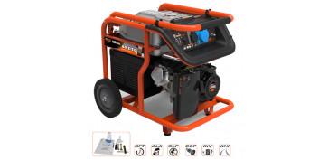 Generadores gasolina - GENERADOR ANETO DE GENERGY 5500W  2013023