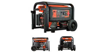 Generadores - GENERADOR GENERGY FORMIGAL 7200 VA 2013002