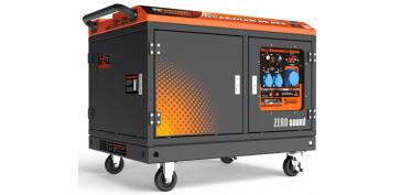Generadores gasolina - GENERADOR ARRANQUE AUTOMÁTICO GENERGY S6-ATS