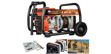 Generadores - GENERADOR GENERGY JACA 3 KVA 2013011