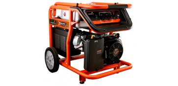 Generadores gasolina - GENERADOR MONCAYO 4.500W GASOLINA 2013022