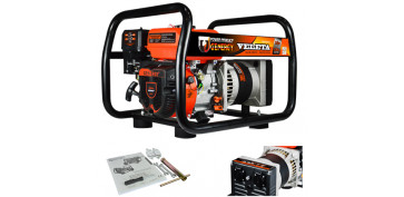 Generadores gasolina - GENERADOR GENERGY VELETA 2,2 KVA 2013010