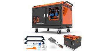 Generadores gasolina - GENERADOR GENERGY GUARDIAN S6-RC