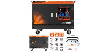 Generadores - GENERADOR PARA PLACAS SOLARES GENERGY S6-SOL