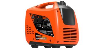 Generadores gasolina - GENERADOR GENERGY LANZAROTE II INVERTER