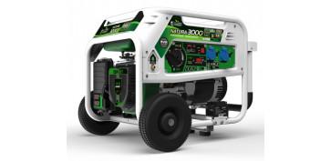 Generadores - GENERADOR A GASOLINA Y PROPANO NATURA 3000 GENERGY