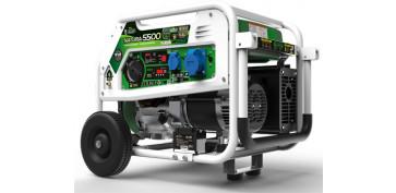 Generadores - GENERADOR A GASOLINA Y PROPANO NATURA 5000 GENERGY