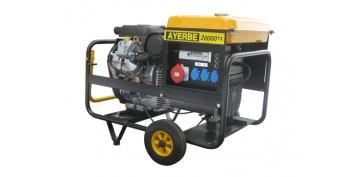 Generadores - GENERADOR MOTOR VANGUARD AY20000V 5417820