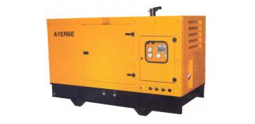 Generadores - GRUPO ELECTROGENO AYERBE AY-1500-10TX/YAN