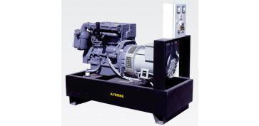 Generadores - GENERADOR DIESEL AYERBE AY-1500-60 TX/OIL