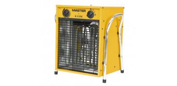 Calefacción electrica - GENERADOR DE CALOR ELECTRICO B-5/B-9/B-15/B-22