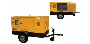 Generadores - CARRO PARA GENERADORES MOVILES DE 100 KVA