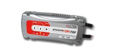 Cargadores de baterías - CARGADOR DE BATERIA INVERCAR 750 REF.05071