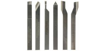 Mini herramientas DIY - SET DE CUCHILLAS PROXXON 24524
