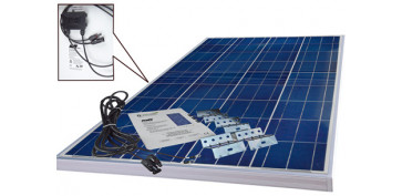 KIT SOLAR ANT 150W GENERGY 2015005
