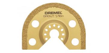 DISCO DREMEL ELIMINAR LECHADA M501 2.615.M50.1JA