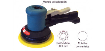 LIJADORA ROTO ORBITAL Y ROTATIVA D-58430