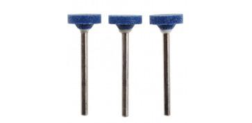 Mini herramientas DIY - MUELAS PROXXON DE CORINDON 28783