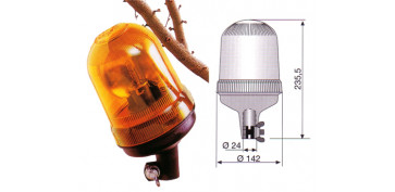Luces giratorias - LUZ GIRATORIA GF. 45011 FLEX
