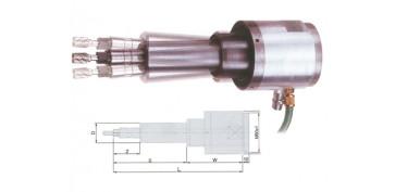 AMOLADORAS NEUMATICAS BIAX RWA 2-40