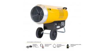 Calefacción gas, parafina y etanol - CAÑON DE CALOR MASTER BLP-103 ET A GAS PROPANO/BUTANO