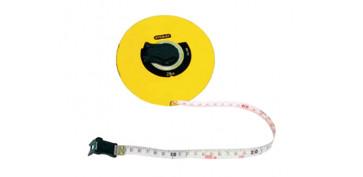 Medidores de distancias - CINTA STANLEY DE FIBRA DE CARBONO 0-34-295