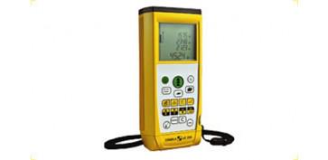 Medidores de distancias - MEDIDOR LASER STABILA LE200 REF: 16203/0