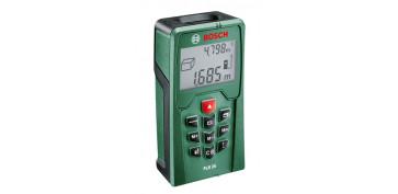 Medidores de distancias - MEDIDOR BOSCH PLR 25 REF. 0.603.016.200