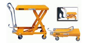 Elevación Sujeción y Transporte de Cargas - MESA HIDRAULICA AYERBE AY-500-MH 580140