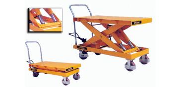 Elevación Sujeción y Transporte de Cargas - MESA HIDRAULICA AYERBE AY-1500-MH 580090