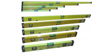 Nivelación - NIVEL ALUMINO MAGNETICO 400/800MM DRAKO