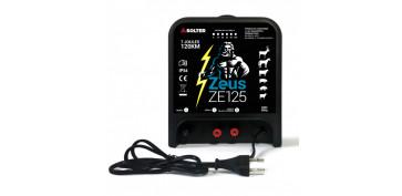 Novedades - PASTOR ELECTRICO ZEUS ZE125 DE SOLTER PARA VALLAS DE 120 KM 10039