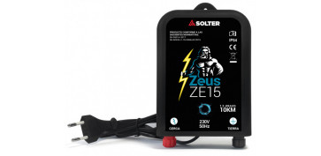 PASTOR ELECTRICO ZEUS ZE15 SOLTER 10037