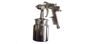 Pistolas de pintar neumaticas - PISTOLA DE PINTAR 2,2 MM NEUMATICA LAR-AATI19