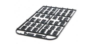 Mini herramientas DIY - SET PLANTILLAS PARA GRABAR 27104