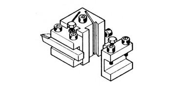 Mini herramientas DIY - SOPORTES ACERO PROXXON 24415 Y 24416