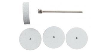 Mini herramientas DIY - PULIDORES ELASTICOS PROXXON 28296