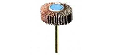 Mini herramientas DIY - RUEDA LIJADORA DE ABANICO DREMEL 2.615.050.232
