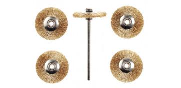 Mini herramientas DIY - ACCESORIOS PARA PULIR Y LIMPIAR 28962