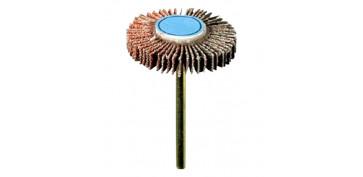 Mini herramientas DIY - RUEDA DE LIJA DE 4,8 MM DREMEL REF. 2.615.050.432