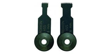 Mini herramientas DIY - HOJAS DE SIERRA HSS PROXXON 28897 Y 28898