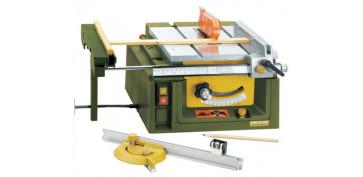 Mini herramientas DIY - SIERRA CIRCULAR DE MESA FET