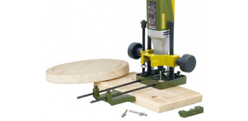 Mini herramientas DIY - SOPORTE-BASE PARA ACANALAR OFV PROXXON