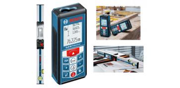 Medidores de distancias - MEDIDOR GLM 80 + REGLA R 60 BOSCH 0.601.072.301